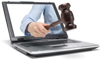 Pujar en la adjudicación directa por internet