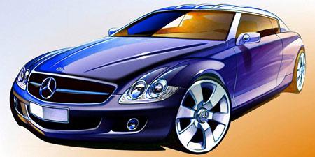 Cómo comprar un Mercedes sin gastar dinero