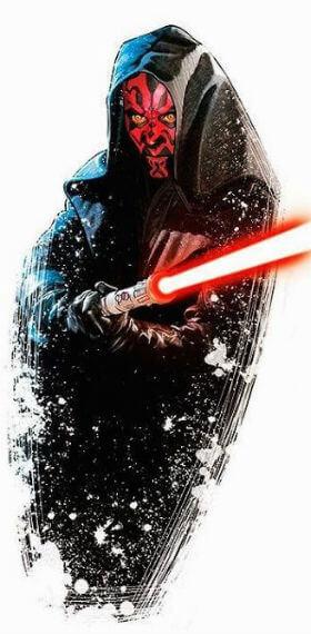 Los Sith del Lado Oscuro, un obstáculo del desahucio