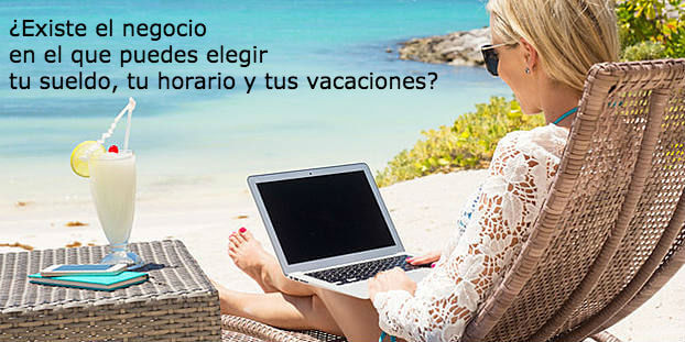 El nómada digital elige sueldo horario y vacaciones