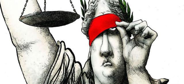 La Justicia española a favor de los okupas