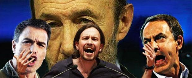 La izquierda española apoya a los okupas y la okupación de viviendas