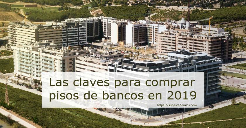 Comprar pisos de bancos