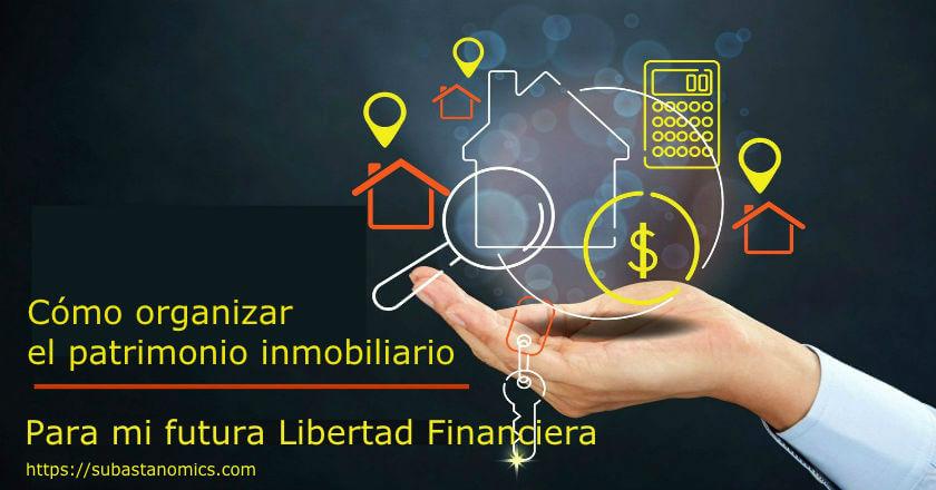 Claves para organizar el patrimonio inmobiliario