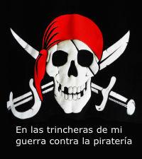 Guerra contra la piratería